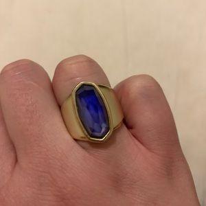 Kendra Scott Leah Ring Size 8
